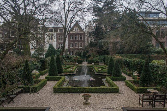 Amsterdam Jardin Van Loon