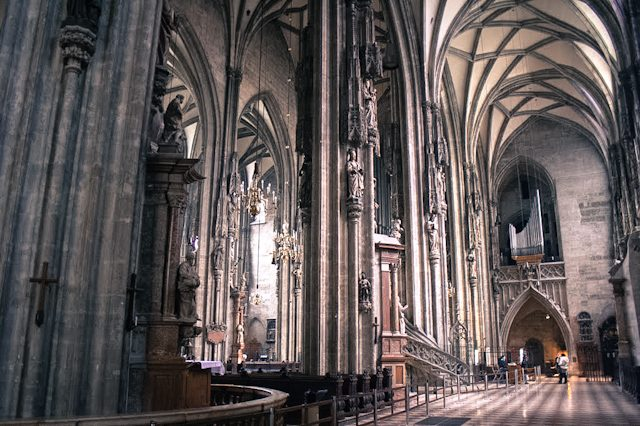 Austria Viena Catedral San Esteban Stephansdom