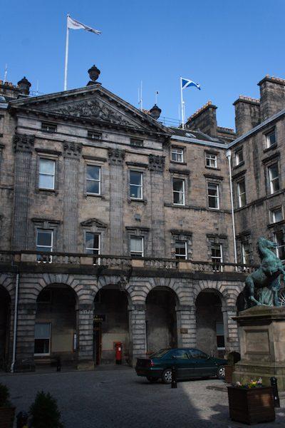 Edimburgo-Ayuntamiento