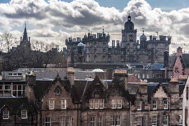 Edimburgo Colegio Hogwarts