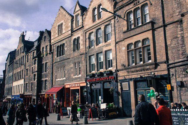Edimburgo Grassmarket