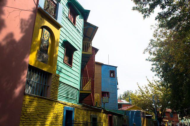 Argentina Buenos Aires La Boca Caminito