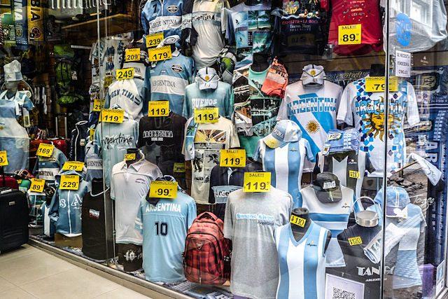 Argentina Buenos Aires Camisetas