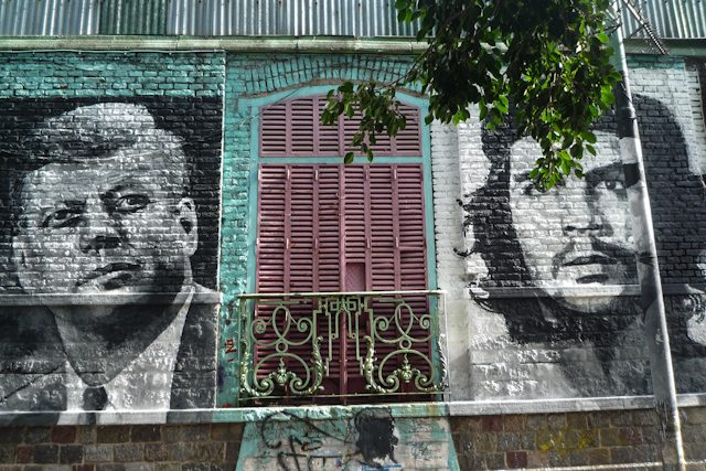 Buenos Aires Palermo Graffiti