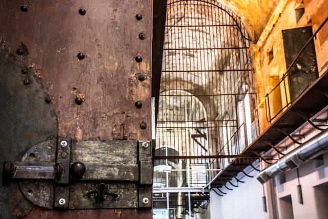 Uruguay Montevideo Espacio Arte Contemporaneo Carcel