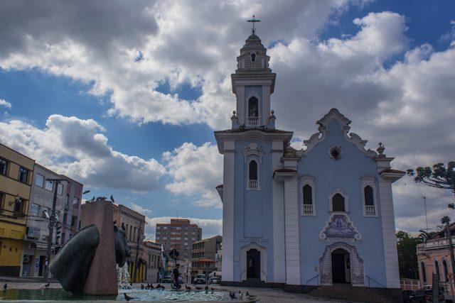 Curitiba Centro Iglesia