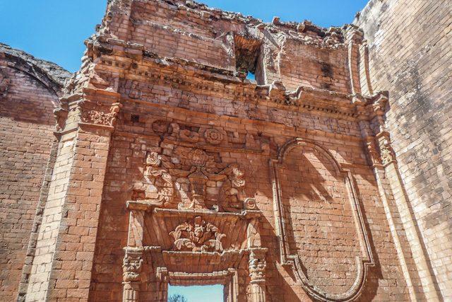 Misiones Jesuiticas Paraguay Santisima Trinidad Abside