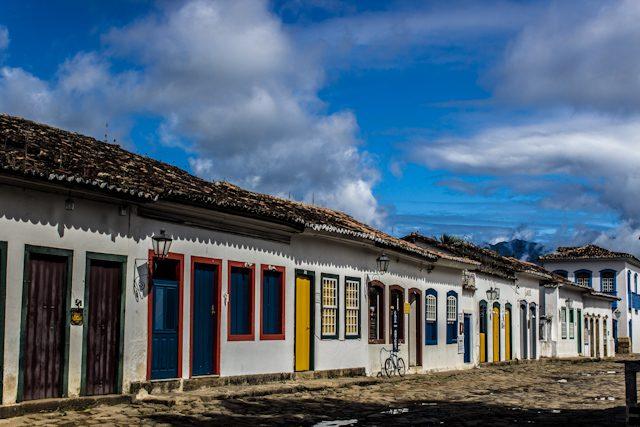 Paraty Casas Casco Antiguo Historico