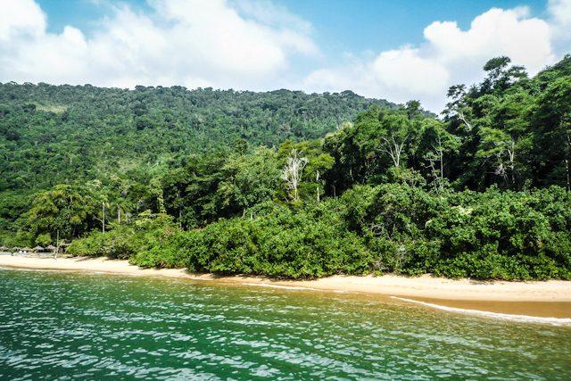 Paraty Paseo Escuna Playa