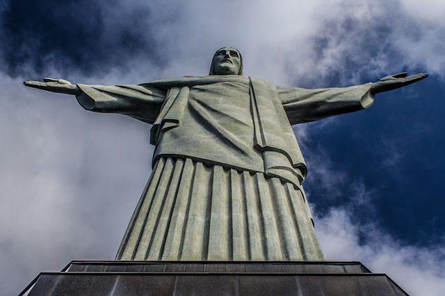 Rio de Janeiro Cristo Redentor Corcovado