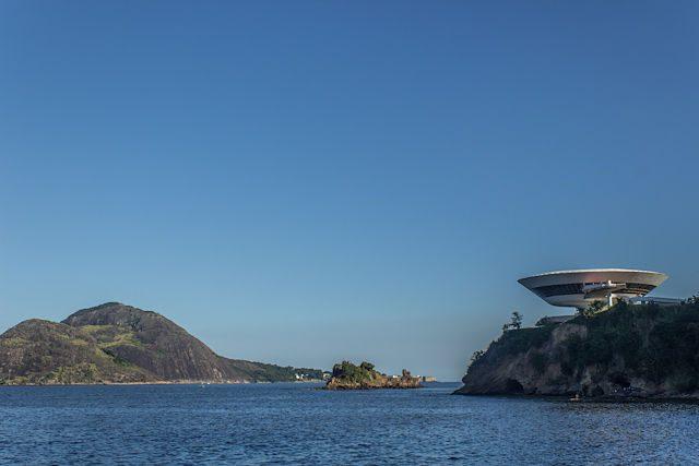 Rio de Janeiro Niteroi Niemeyer