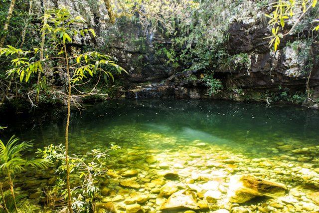 Chapada Dos Veadeiros Cachoeiras Loquinhas Pozo