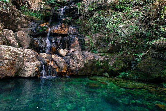 Chapada Dos Veadeiros Cachoeiras Loquinhas
