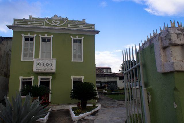 Itacare Casarao Verde