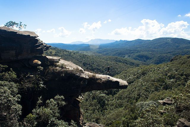 Minas Gerais Ouro Preto Pedra do Jacare Salto