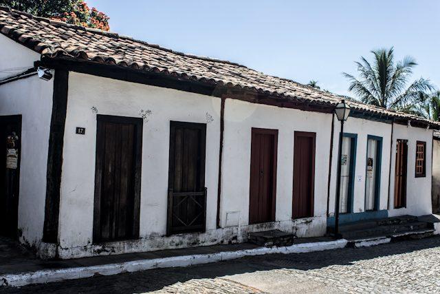 Pirenopolis Colonial Casas Calle Adoquines