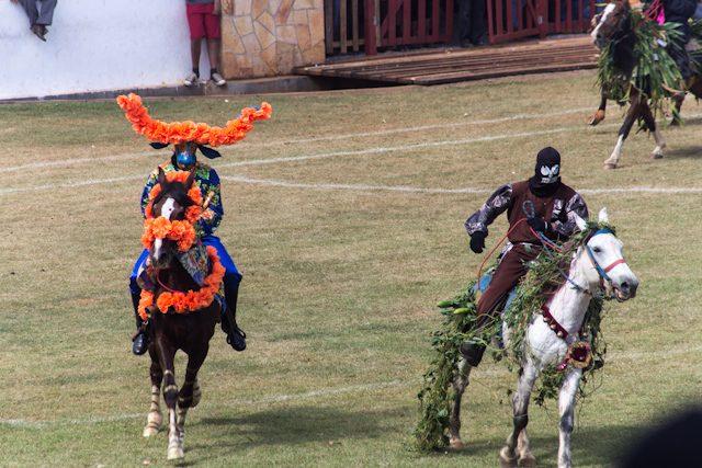 Pirenopolis Mascarados Tradicional Nuevo