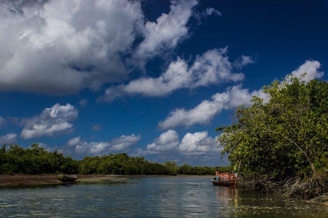 Jericoacoara Río Tatajuba