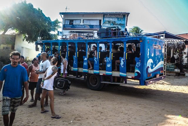 Jericoacoara Transporte
