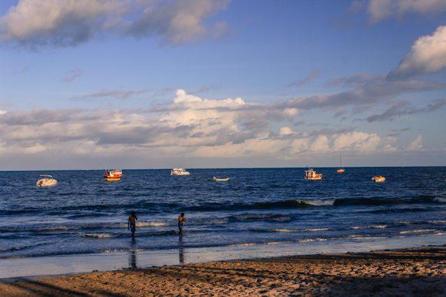 Maragogi Playas Barcas