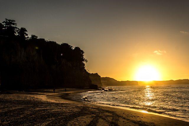 Pipa Praia Do Centro Puesta de Sol
