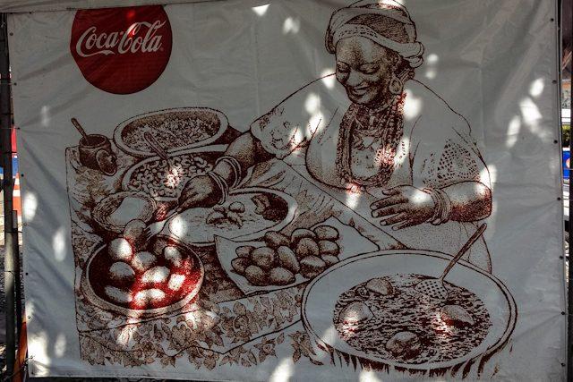 Salvador Baiana Coca Cola