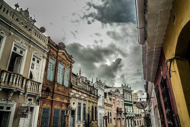 Salvador Casas Coloniales
