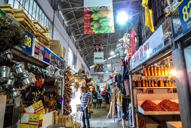 Salvador Feria Sao Joaquim Dende