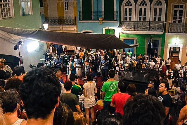 Salvador Geronimo MontSerrat Concierto Pelourinho