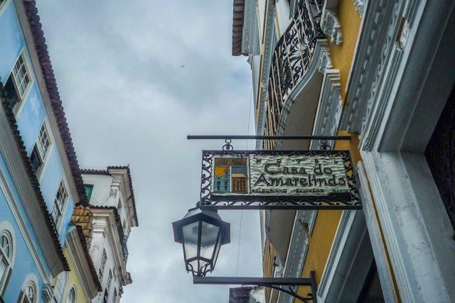 Salvador Hotel Casa do Amarelindo Pelourinho