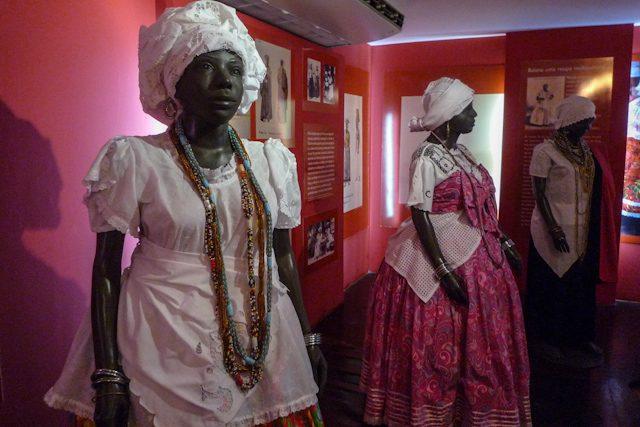 Salvador Museo Baianas