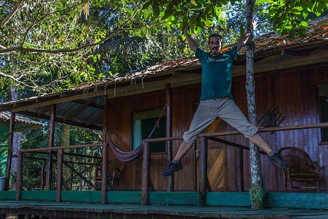 Hotel Selva Amazon Tupana Lodge Salto