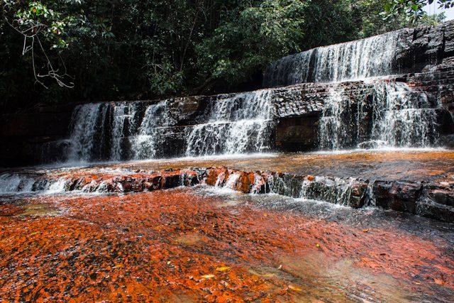 Gran Sabana Venezuela Quebrada Jaspe