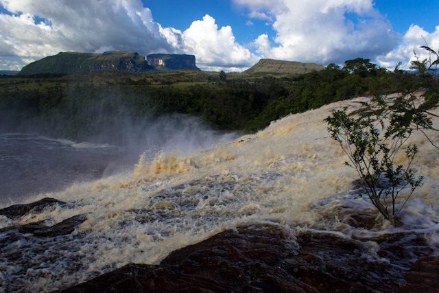 Salto Angel Venezuela Salto Sapo