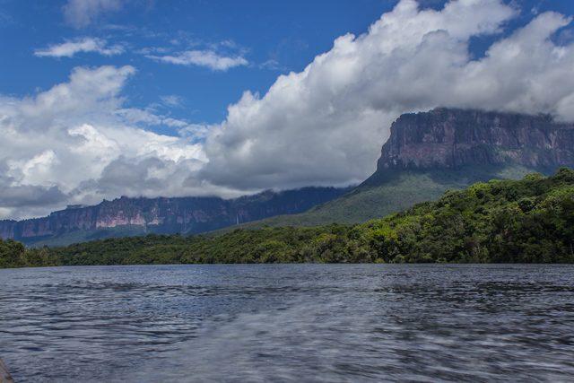 Salto Angel Venezuela  Tepuys Selva Rio