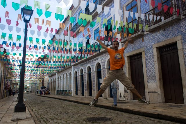 Sao Luis Casco Histórico Fiestas Juninas Salto