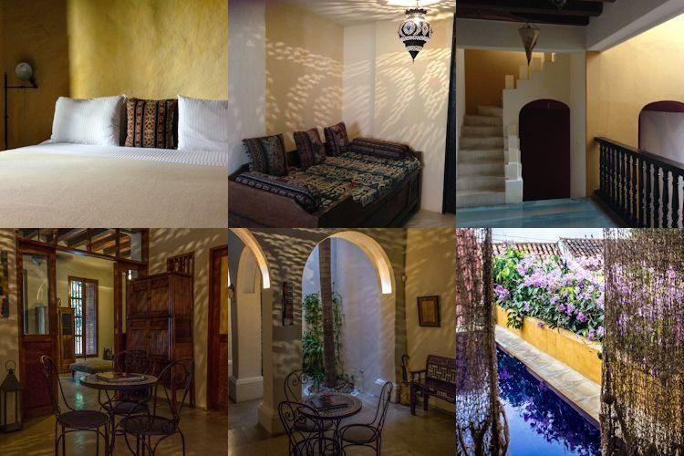 Cartagena de Indias Casa El Carretero