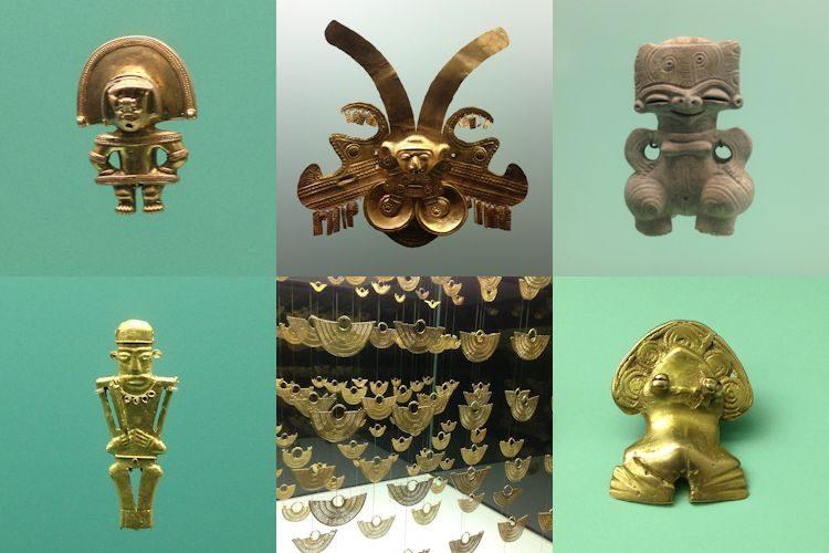 Cartagena de Indias Museo Del Oro