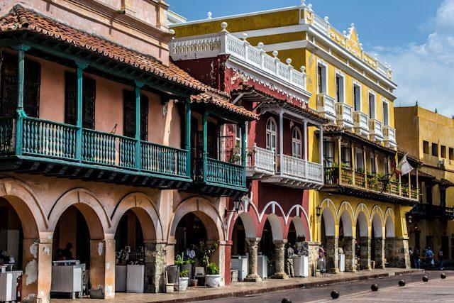 Cartagena de Indias Plaza De Los Coches