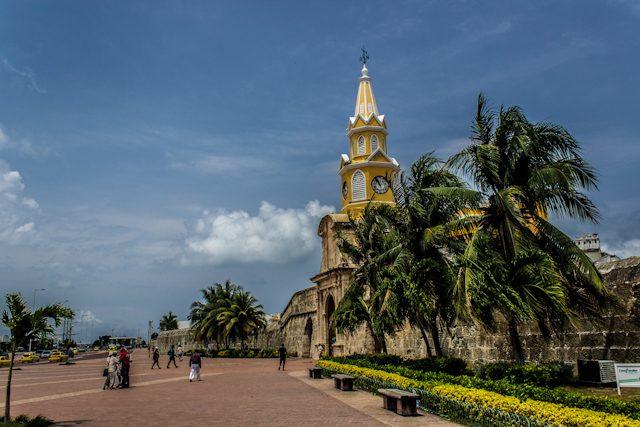 Cartagena de Indias Puerta Del Reloj