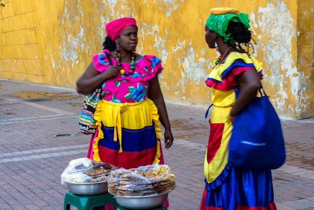 La vendedora de frutas parte 6 - 4 6