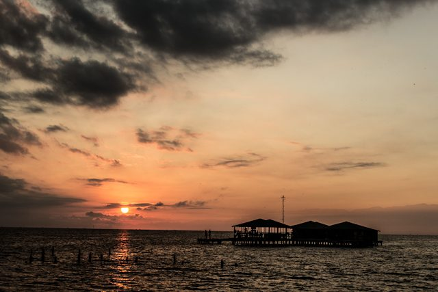 Guamanchi Expeditions Lago de Maracaibo Amanecer