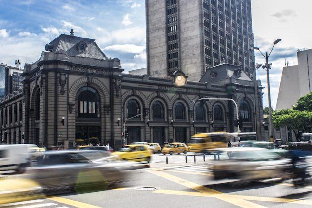 Medellin Antigua Estacion Tren