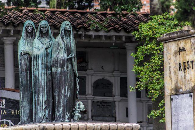 Medellin Museo Cementerio San Pedro