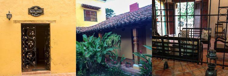 Mompos La Casa Amarilla