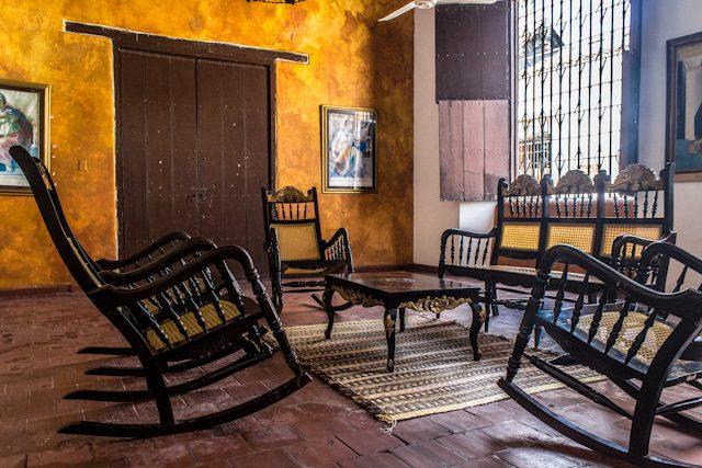 Mompox la ciudad colonial a la orilla del magdalena for Salas coloniales