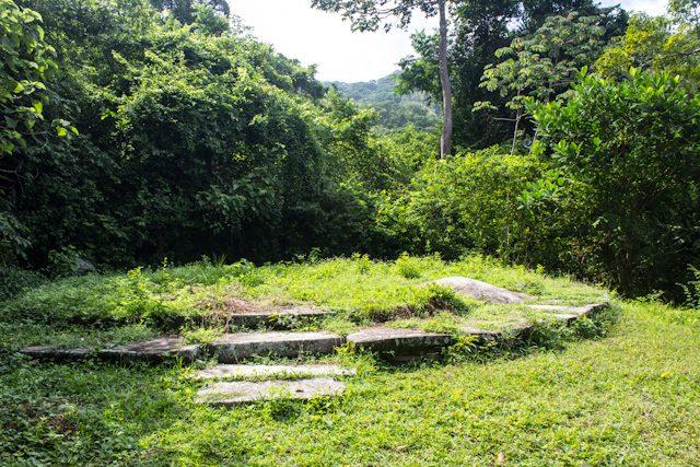 Colombia Parque Tayrona Pueblito