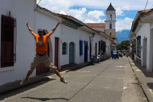Santa Fe de Antioquia Calle Salto