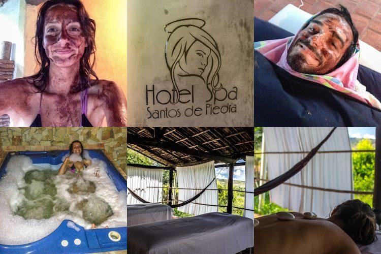 Barichara Hotel SPA Santos de Piedra Mosaico SPA
