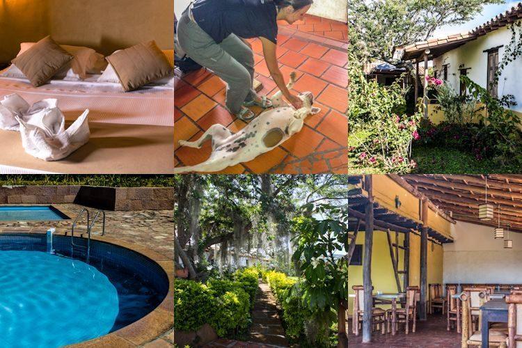 Barichara Hotel Santos De Piedra Hotel Mosaico